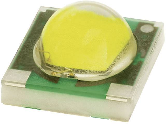HighPower LED CREE 100 lm, 3 V, 3.2 V, 3.3 V, 350 mA, 700 mA, 1000 mA, teplá biela