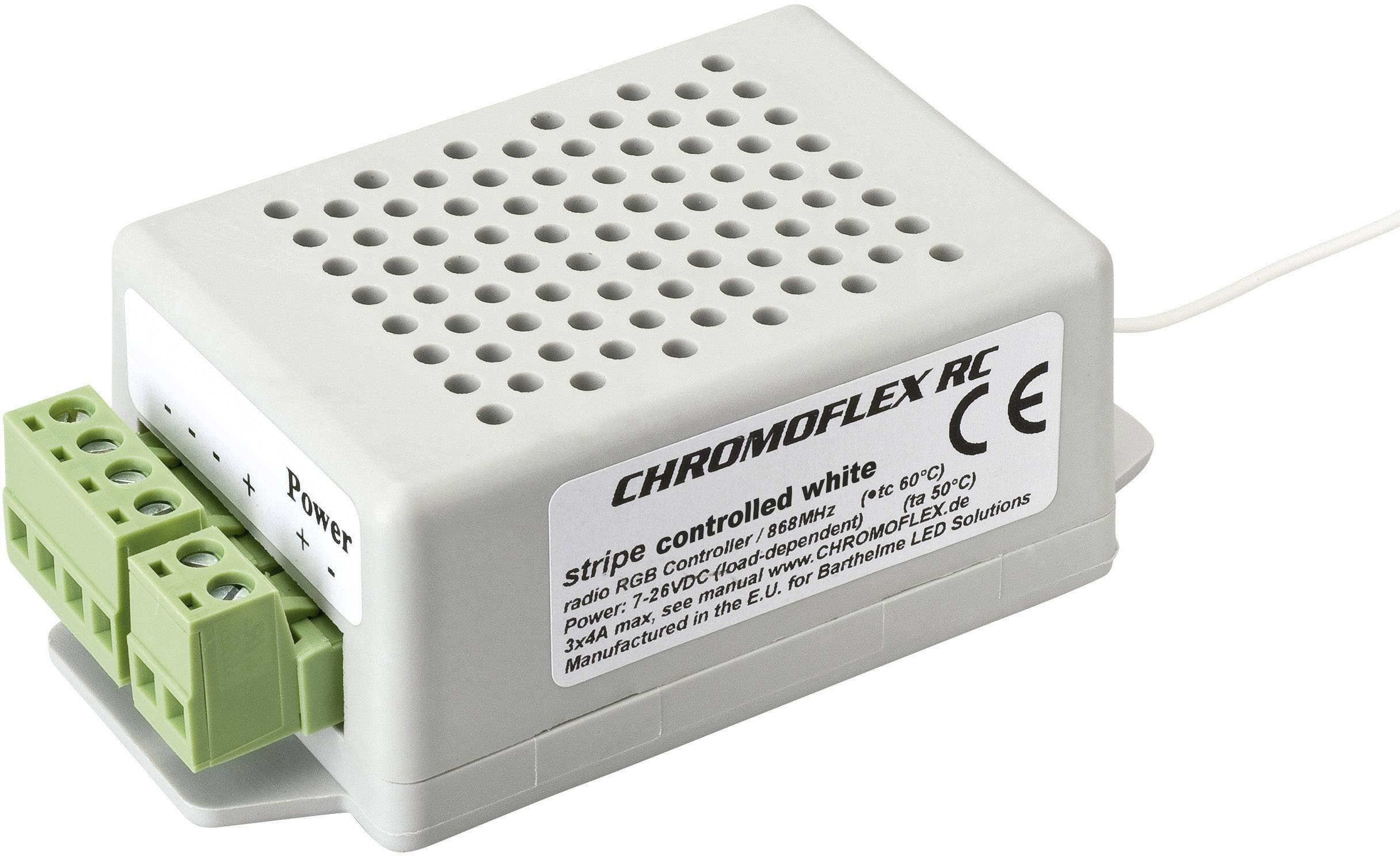 Bezdrátové dálkové ovládání Barthelme CHROMOFLEX® III RC
