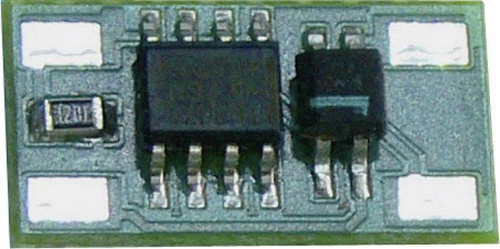 Zdroj konstantního I pro LED, typ micro, analogová reg., MKSQ-20mA, 7 - 37 V/DC, 25 V