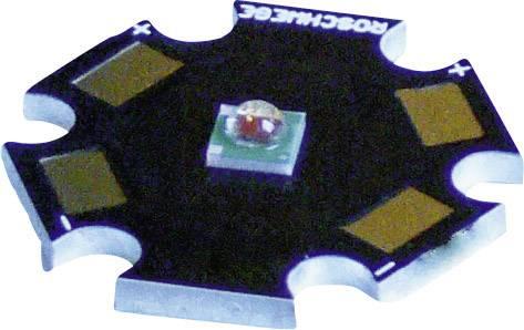 HighPower LED, LSC-W6000K, 1000 mA, 3,5 V, 115 °, denní světlo