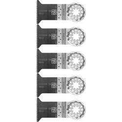 Bimetalový ponorný pilový list 50 mm Fein E-Cut 63502232230 5 ks