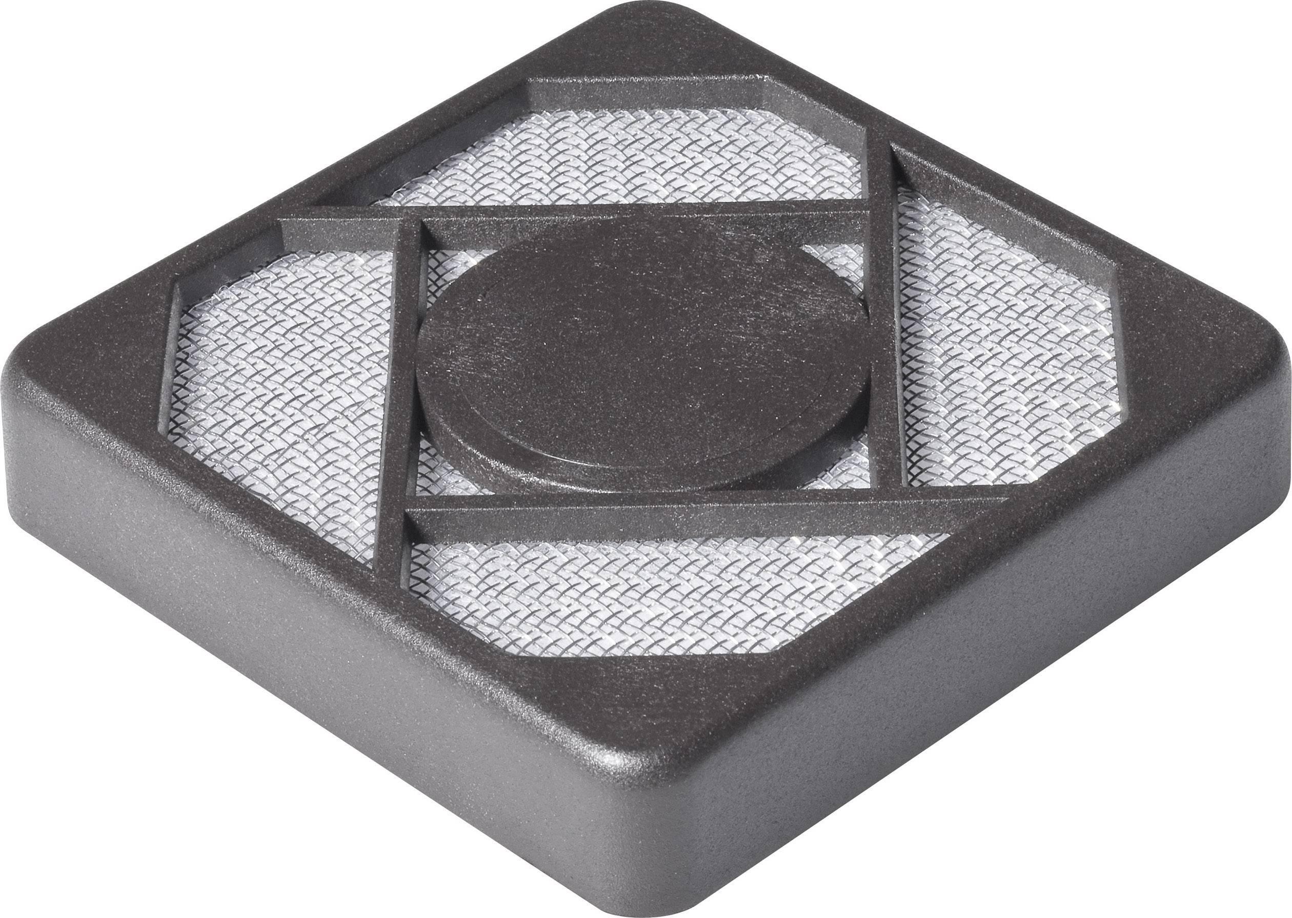 Kryt ventilátoru s filtrační vložkou RCP-T Richco RCP-040-T, 40 x 40 x 4.3 mm