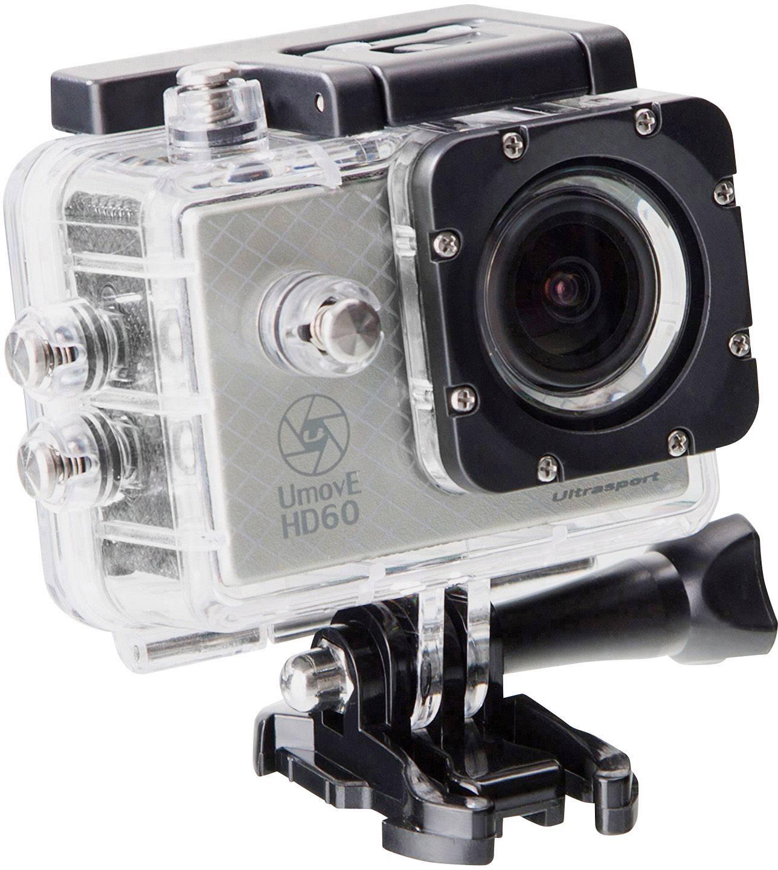 Sportovní outdoorová kamera Ultrasport HD60 Basic Black