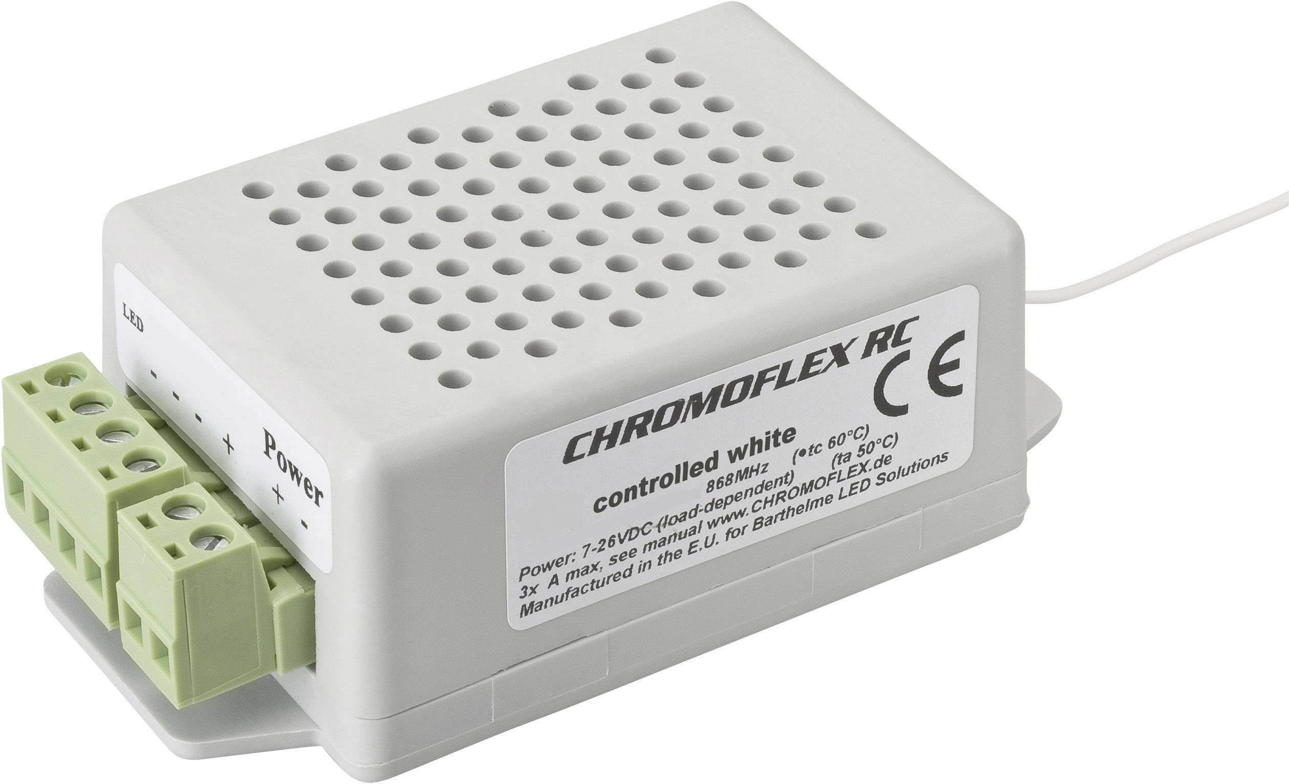 Řídicí jednotka CHROMOFLEX® III RC, i350 RC