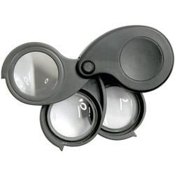 Lupa na elektroniku TRU COMPONENTS Magnifier5.10.15x, (d x š x v) 61 x 42 x 28 mm