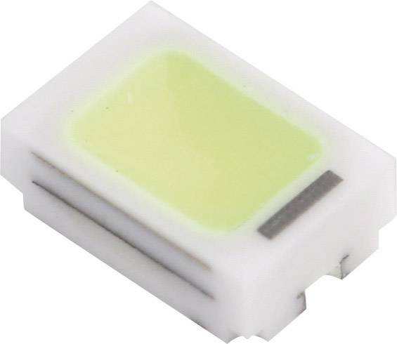 SMDLED OSA Opto OCL-400 GE545-XD-T, 850 mcd, 120 °, 20 mA, 3.2 V, zelená
