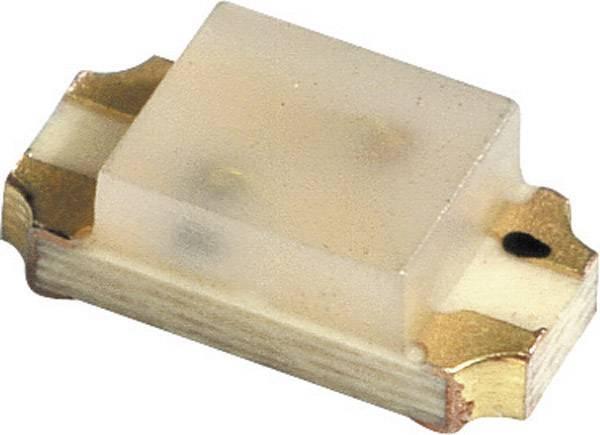 SMD LED OSA Opto, OLS-136 HR/HYG-XD-TU, 2 mA, 2 V, 140 °, 8,5 mcd, červená/zelená