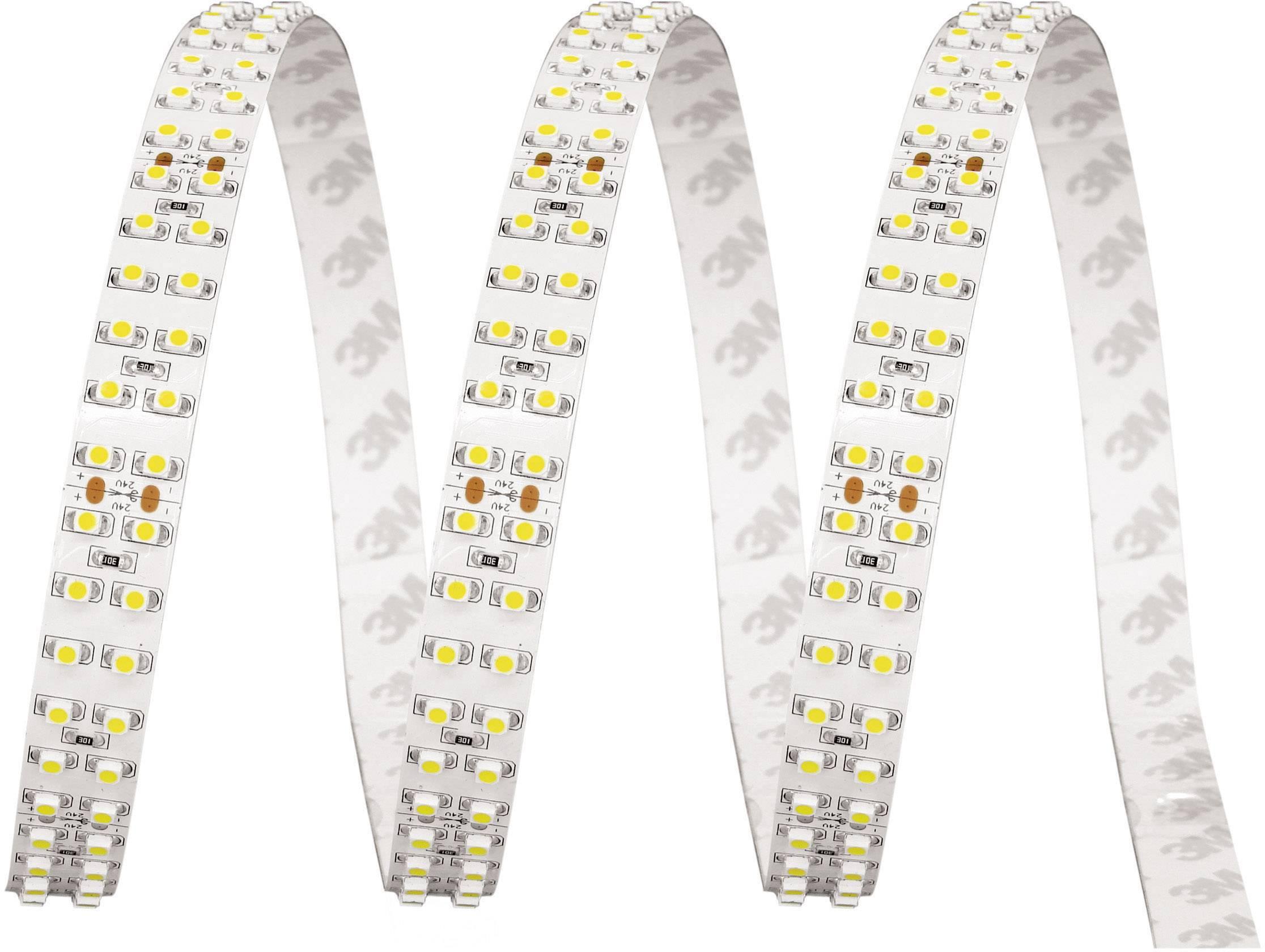 LED pás ohebný samolepicí 24VDC ledxon High Power Double SMD BAND, 9009046, 50 mm, chladná bílá