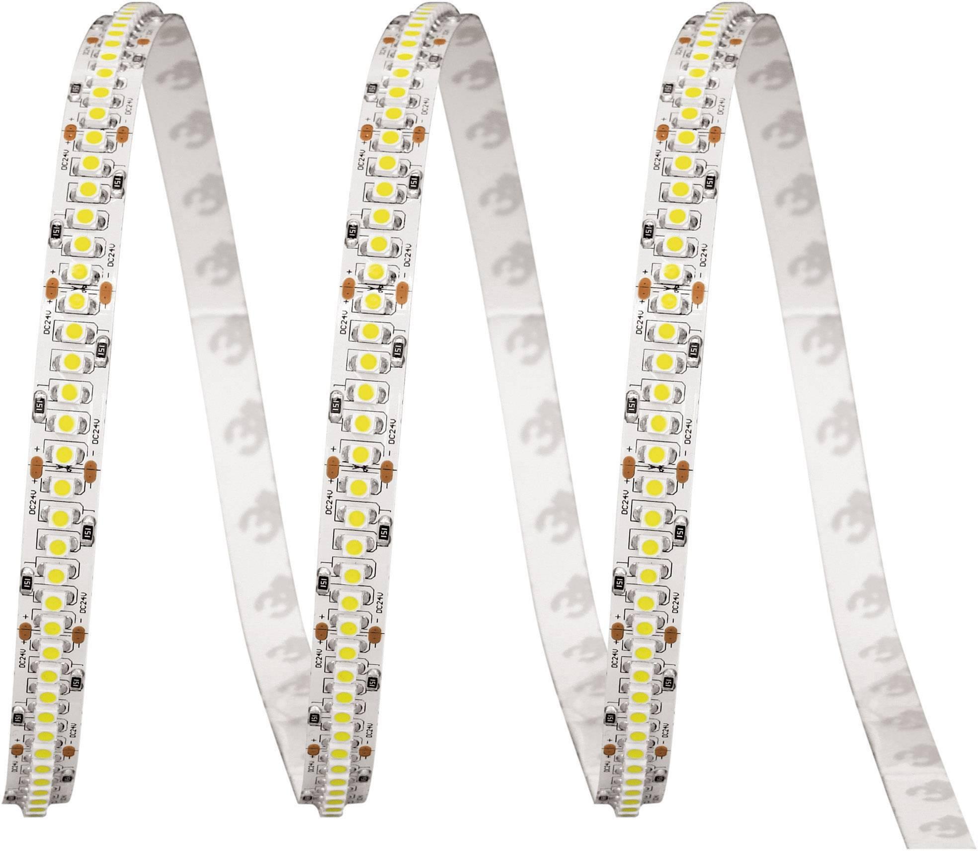 LED pás ohebný samolepicí 24VDC ledxon High Power Multi SMD Band, 9009060, 25 mm, červená