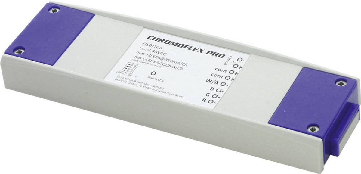 LED řadič CHROMOFLEX® Pro i350/i700, RGB, 3 kanály, 12-16 Power LED