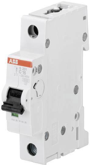 Elektrický jistič ABB 2CDS251001R0024, 2 A, 230 V