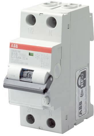 Proudový chránič/elektrický jistič ABB 2CSR275140R1165, 16 A, 0.03 A, 230 V