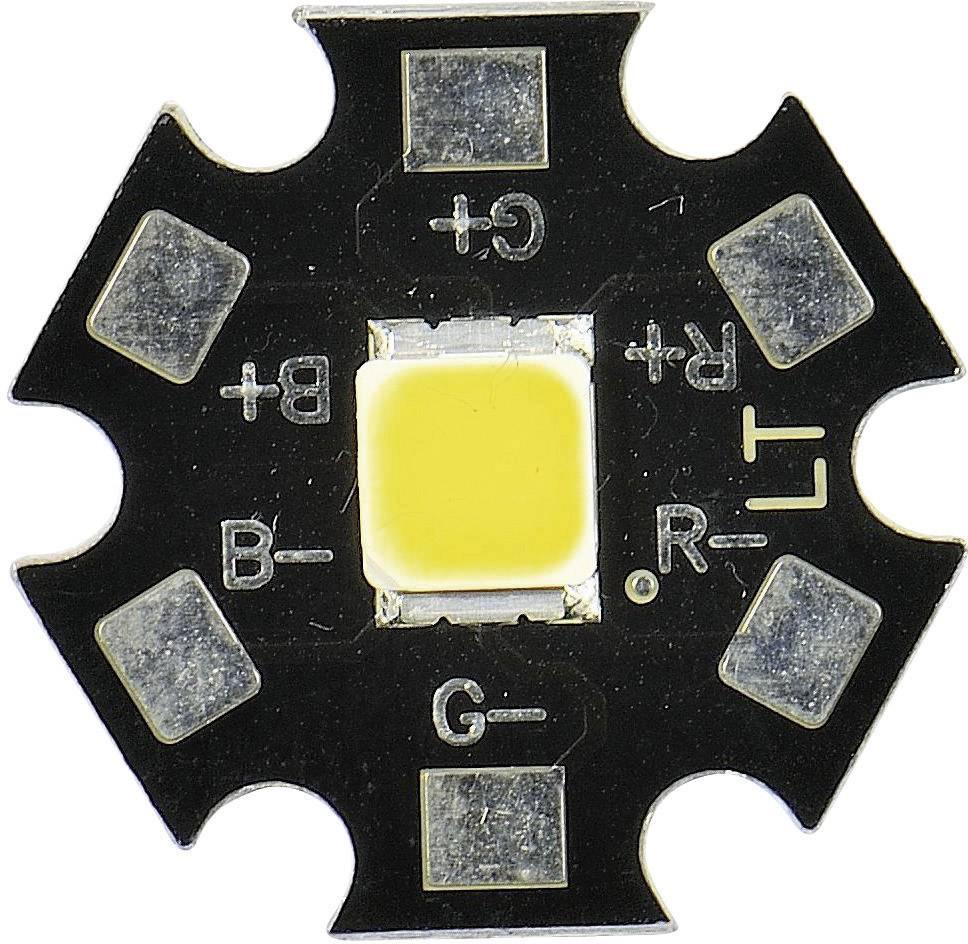 HighPower LED CREE 114 lm, 10.7 V, 115 mA, chladná biela