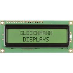 LED modul Gleichmann GE-C1602B-YYH-JT/R, 5.55 mm