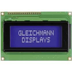 LCD displej Gleichmann GE-C1604A-YYH-JT/R, 4.75 mm