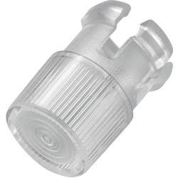 Krytka světla TRU COMPONENTS 1572196 transparentní, vhodný pro LED 5 mm