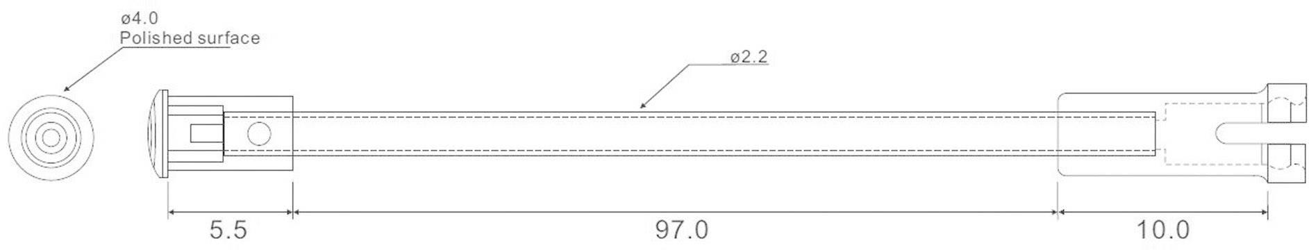 Flexibilní světlovod EDZ-3A-N2B