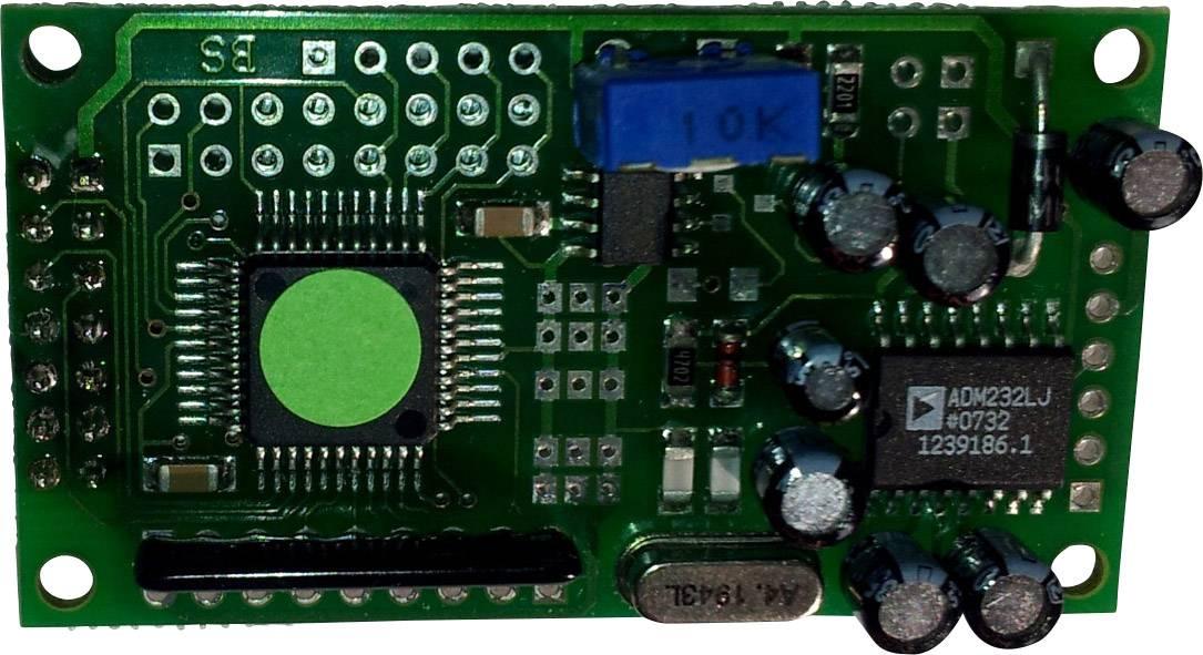 Miniterminál k ovládání LCD displejů 8x2