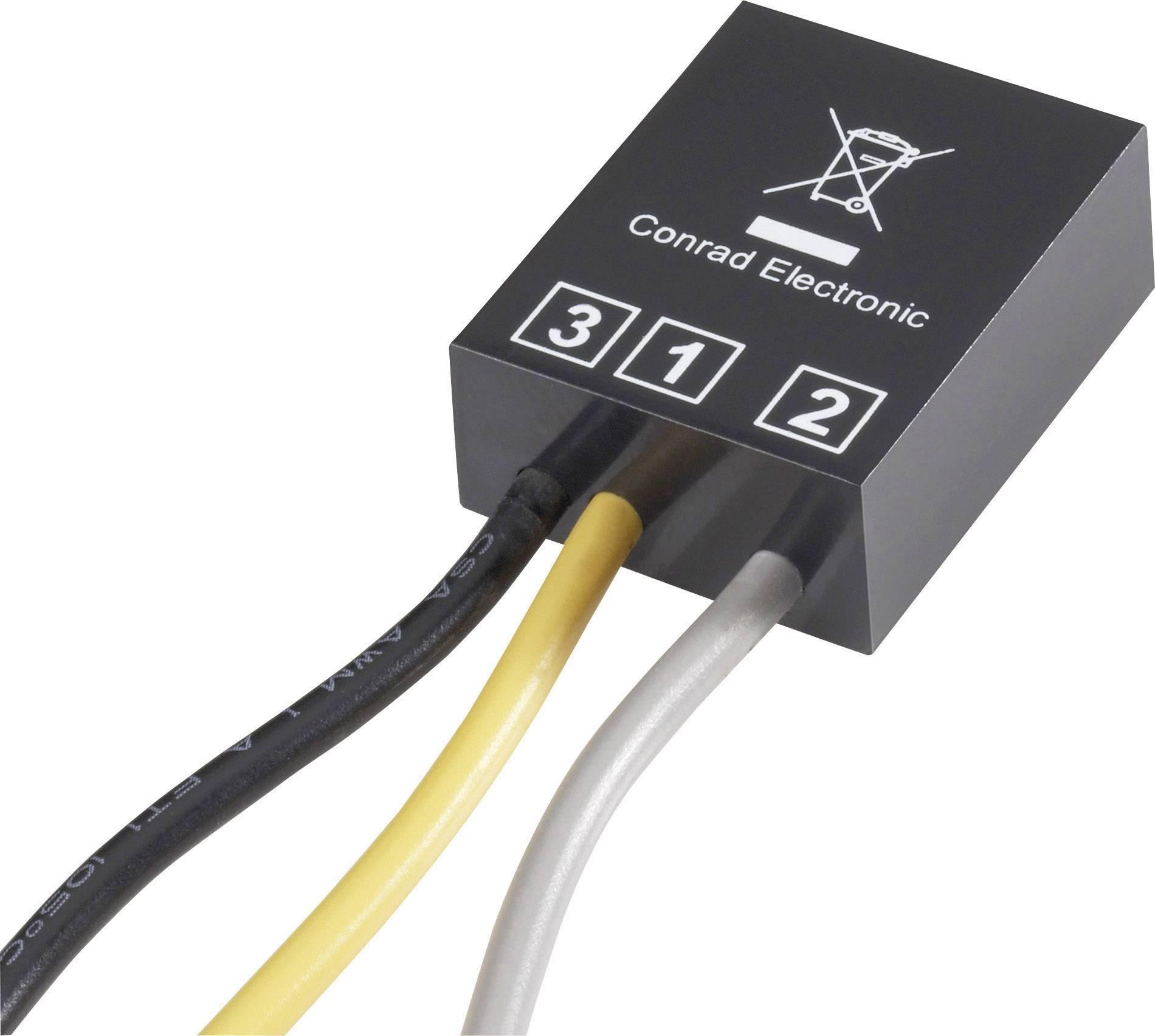 Regulátor otáček a výkonu triak, 230 V/50 Hz