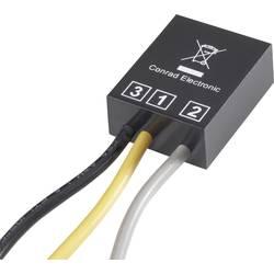 Triakový regulátor otáček a výkonu TRU COMPONENTS 1570778 230 V/AC, 15 A, 200 W