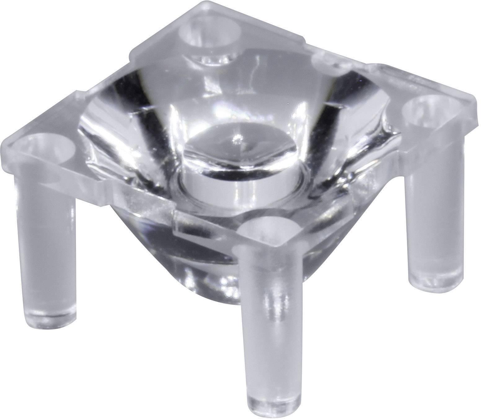 Optika pro Luxeon ® Rebel nebo Seoul Semiconductor ® Z5 Carclo 10412, 16.1°