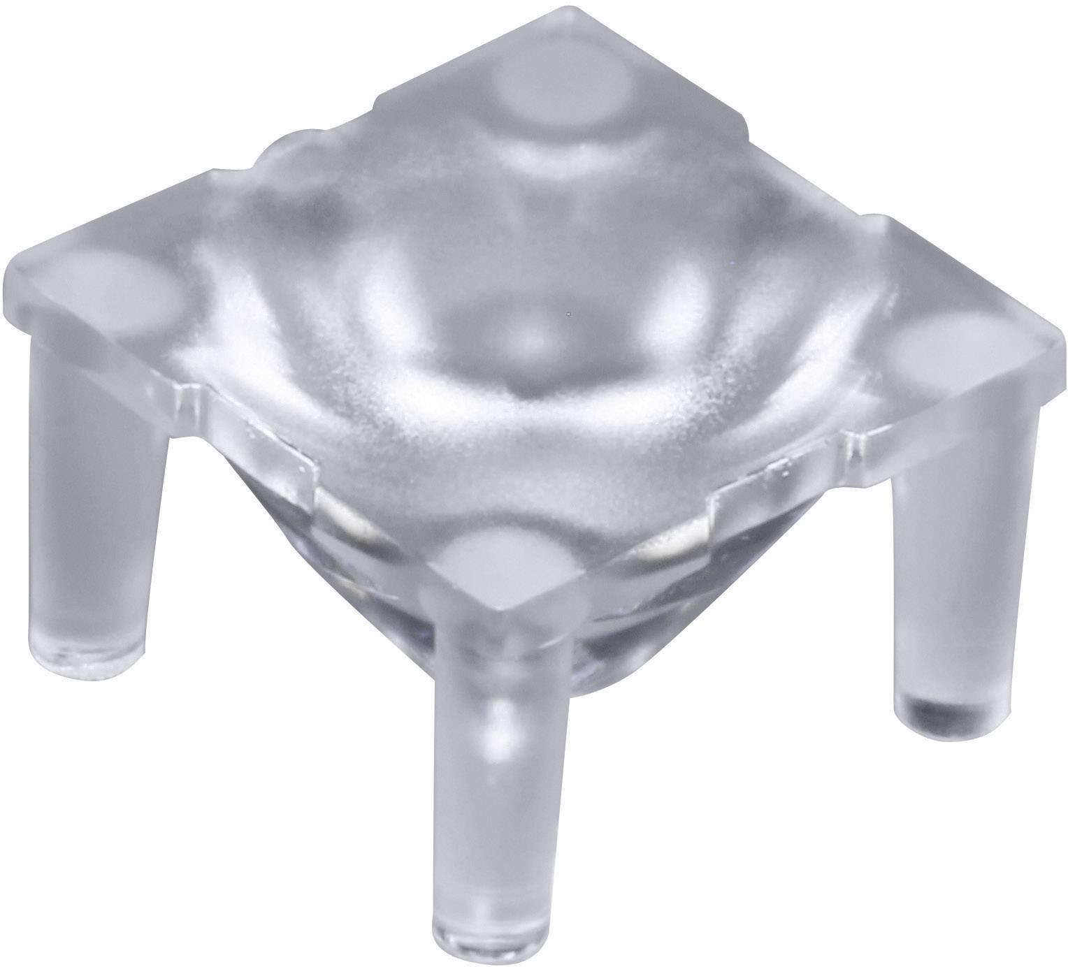 Optika pro Luxeon ® Rebel nebo Seoul Semiconductor ® Z5 Carclo 10414, 40.6°