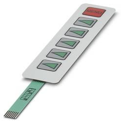Fóliová klávesnica Phoenix Contact KP DCS 4,8-6,4 K6 C4 P7, 1 ks