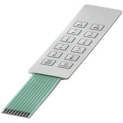 Fóliová klávesnica Phoenix Contact KP HCS T-MIC K12 C3 P9, 1 ks
