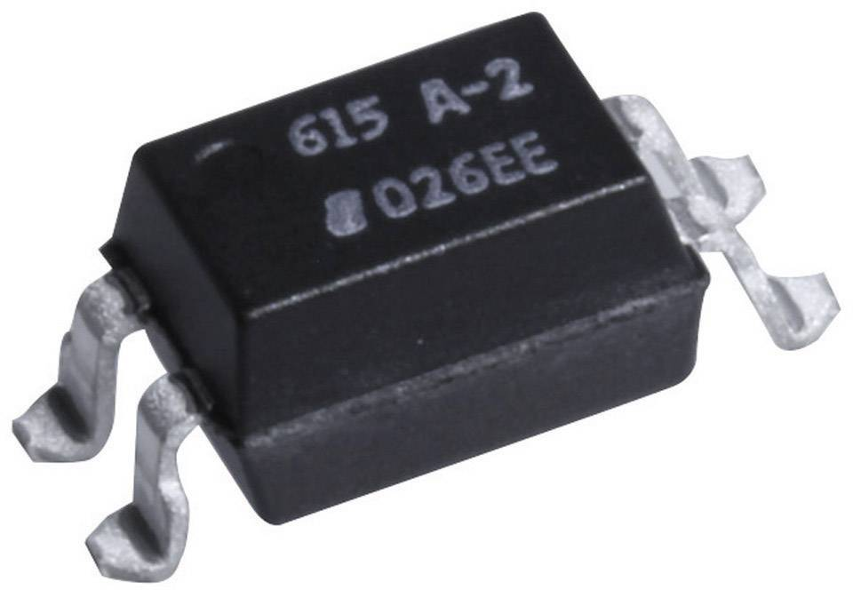 Optočlen - fototranzistor Isocom Components SFH615A-2XSM SMD-4