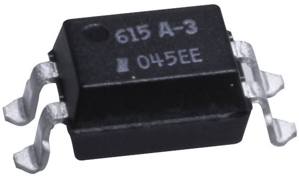 Optočlen - fototranzistor Isocom Components SFH615A-3XSM SMD-4