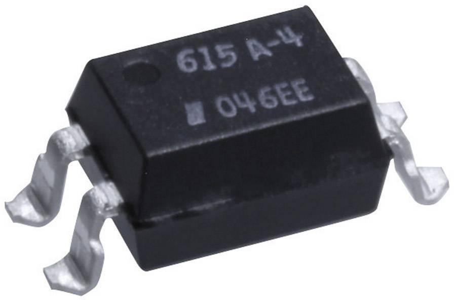 Optočlen - fototranzistor Isocom Components SFH615A-4XSM SMD-4