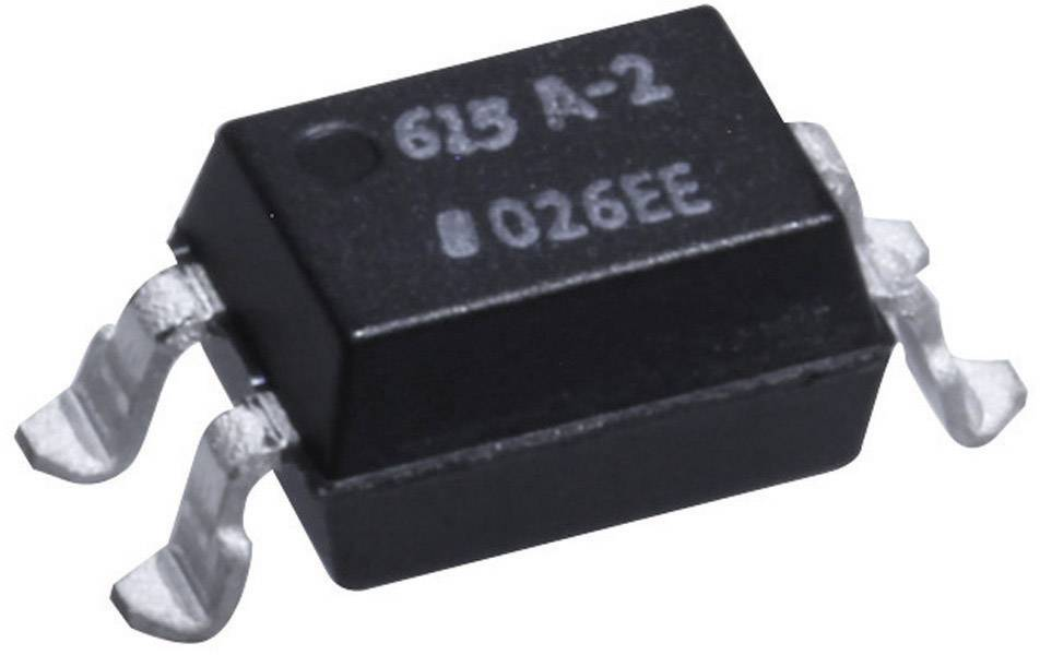 Optočlen - fototranzistor Isocom Components SFH615A-2XSMT/R SMD-4