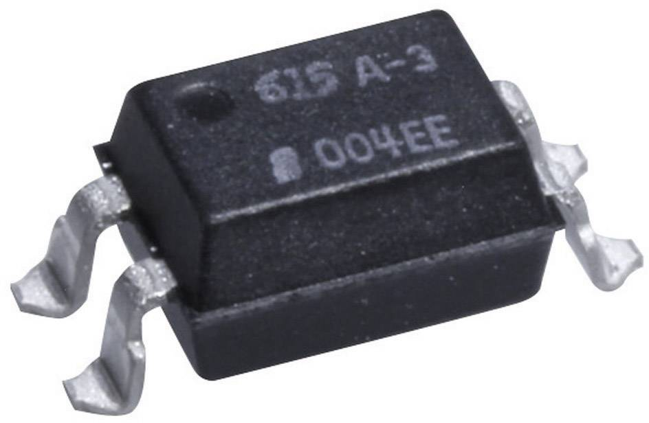 Optočlen - fototranzistor Isocom Components SFH615A-3XSMT/R SMD-4