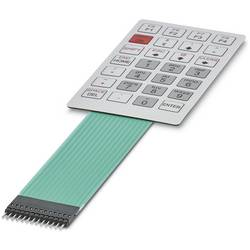 Fóliová klávesnica Phoenix Contact KP HCS T-MED K28 C4 P13, 1 ks