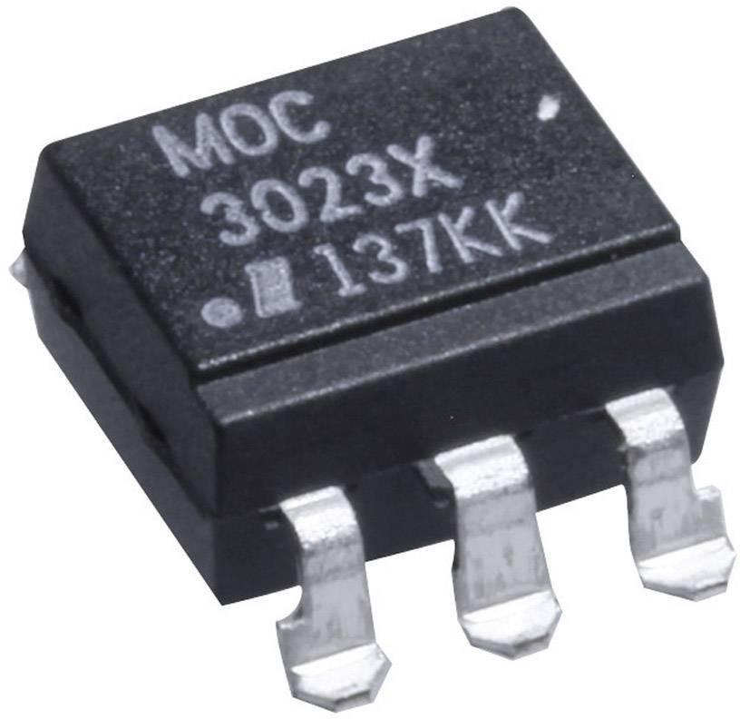 Optočlen - triak Isocom Components MOC3023XSMT/R SMD-6