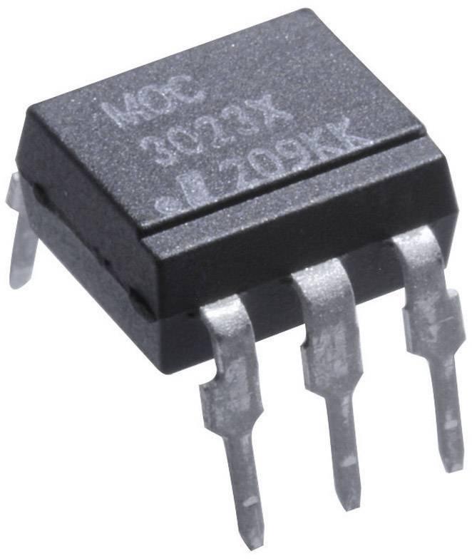Optočlen Isocom Components MOC3023X, DIL 6