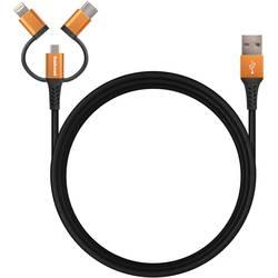Nabíjací kábel Hähnel Fototechnik Flexx 3in1 10006560