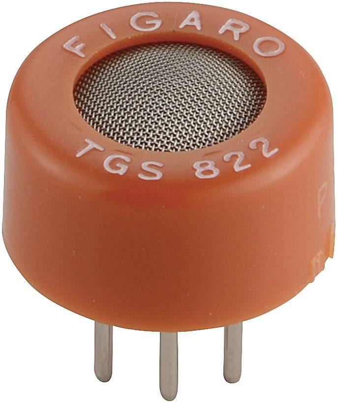 Plynový senzor typ 822 Figaro TGS 822, CO, amoniak, oxid siřičitý, etanol, benzín