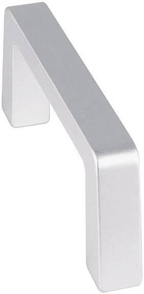 Rukoväť pre nosenie Mentor 268.3, (d x š x v) 134 x 8 x 40 mm, hliník, 1 ks