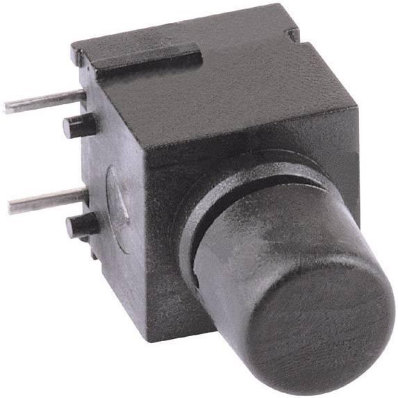 Tlačítkový spínač na DPS 1xZAP