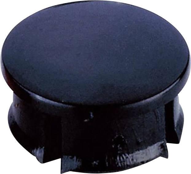 Hlavička, čierna
