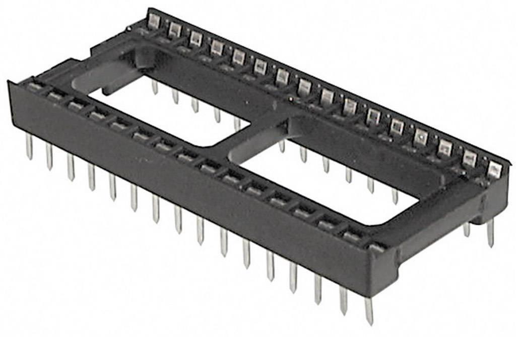 IC pätica ASSMANN WSW A 28-LC/7-T 7.62 mm, pólů 28, 1 ks