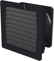 Ventilátor s filtrem Weidmüller (š x v x h) 145 x 145 x 70 mm