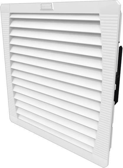 Ventilátor s filtrem Weidmüller (š x v x h) 320 x 320 x 131 mm