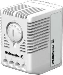 Hygrostat do skříňového rozvaděče Weidmüller HYSW 40-90% r.F. CO 2558270000, 1 přepínací kontakt, (d x š x v) 55 x 37 x 60 mm
