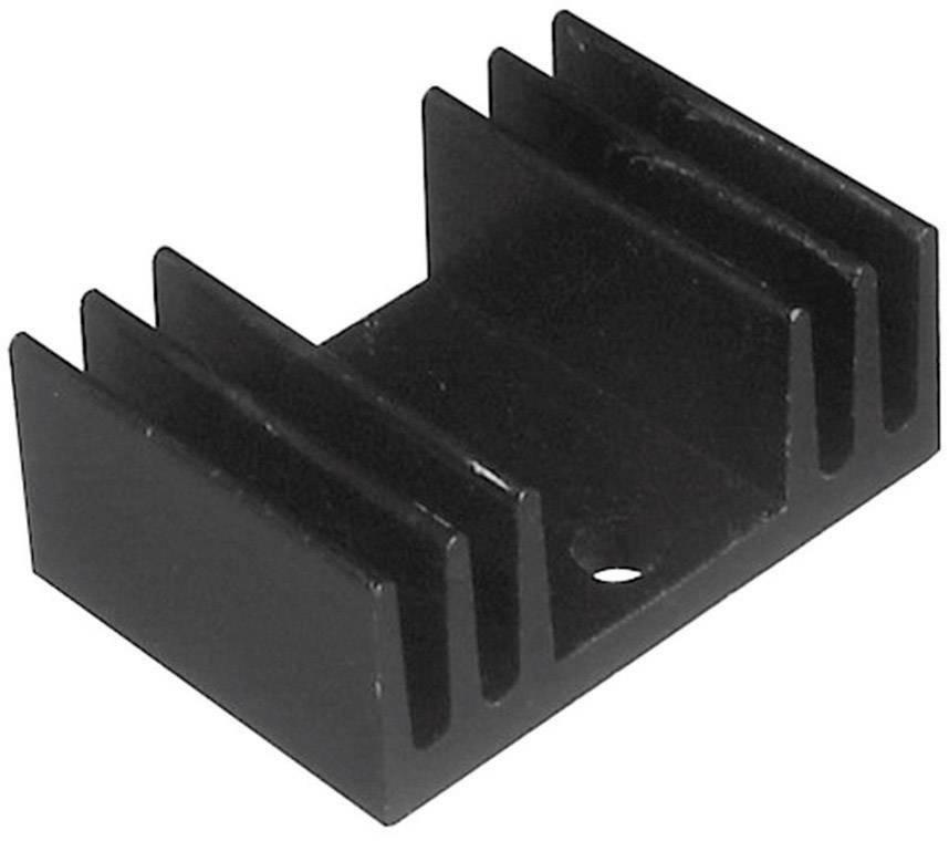Lisovaný chladič ASSMANN WSW V4330N V4330N, 12 K/W, (d x š x v) 29 x 11.5 x 20 mm, TO-220