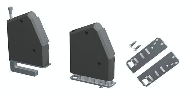 Bachmann 930.180 Bachmann 930.180 montážní sada - prodlužovací kabel
