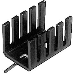 Chladič TRU COMPONENTS TC-V7237B-203, 24 K/W, (d x š x v) 19.05 x 13.21 x 9.53 mm