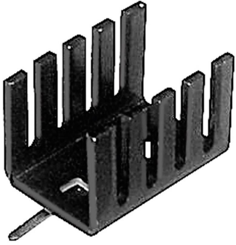 Speciální chladič Assmann WSW V7237B pro TO 220, 9,05 x 13,21 x 9,53 mm, 24 K/W