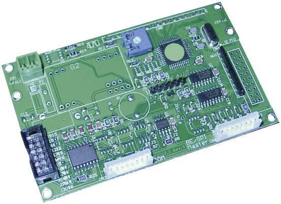Řídicí elektronika displejů